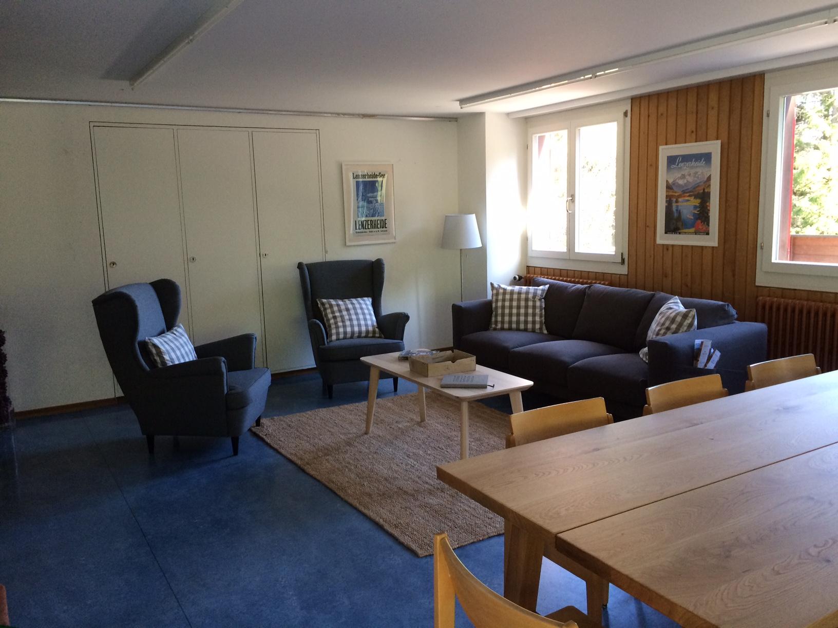 Ferienhaus der Schule Jona – Lenzerheide