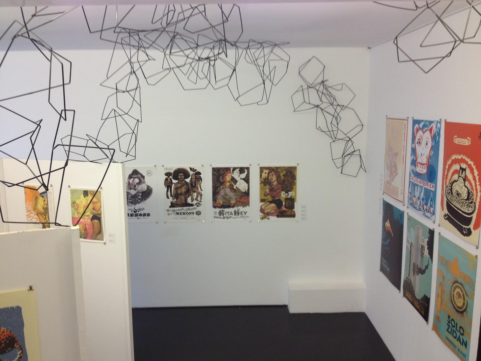 Prints & Tunes Ausstellung – Kunstraum Aarau