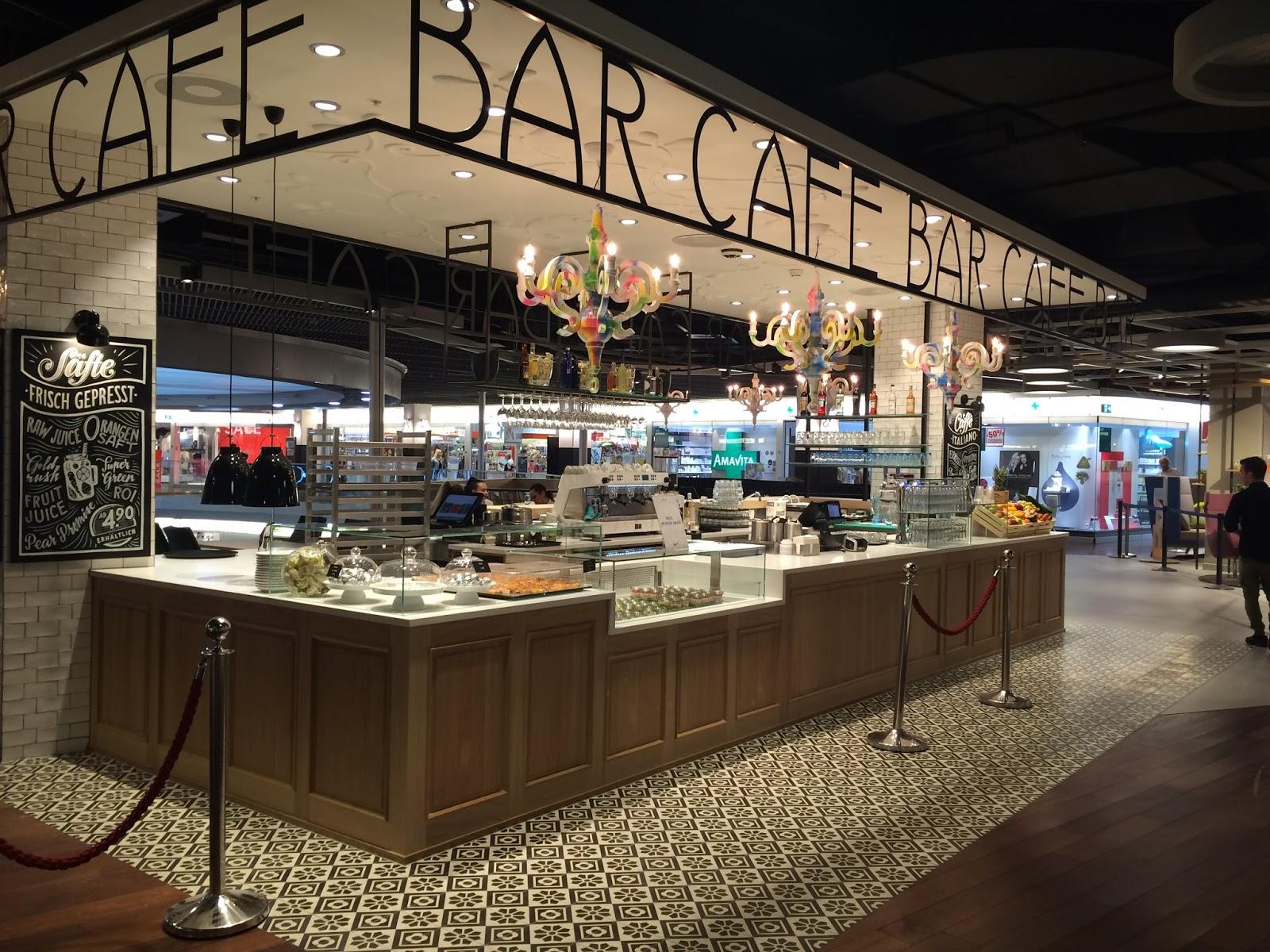 Cafe – Bar – Restaurant Foodcourt Tivoli Spreitenbach