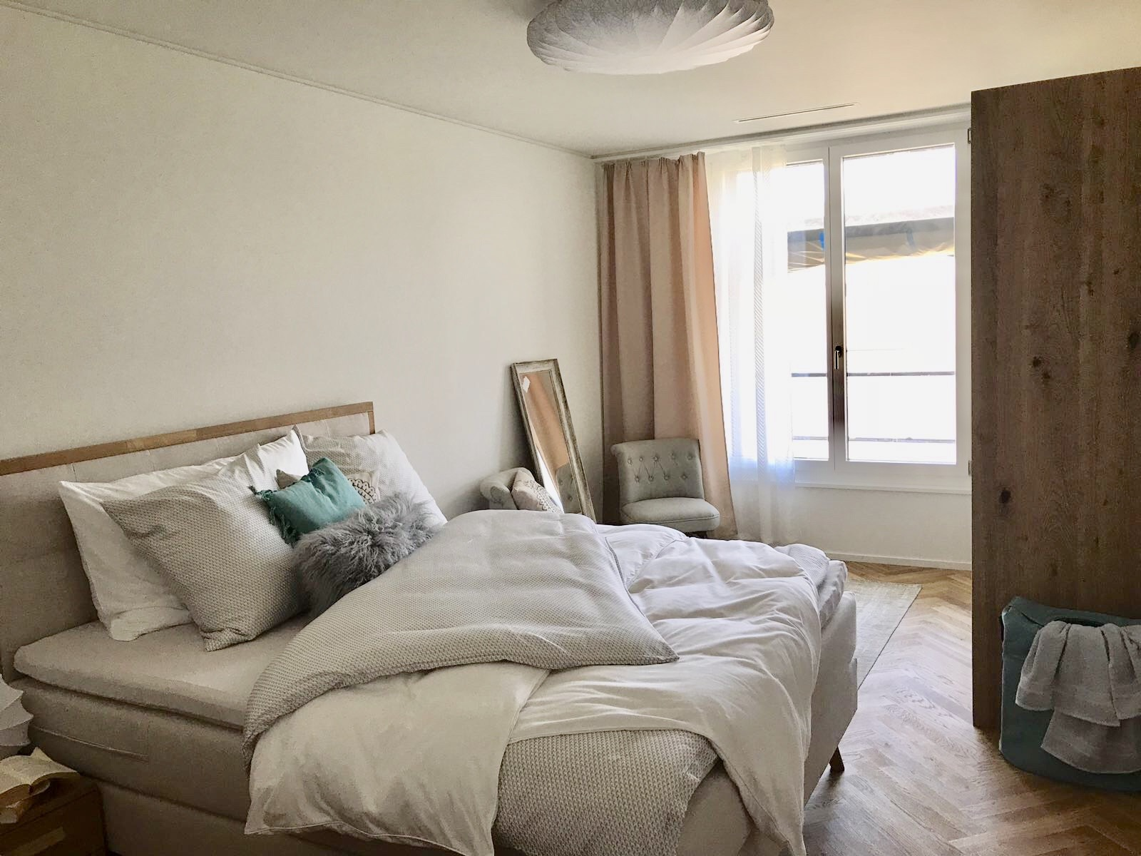 Home Staging Wohnung Basel
