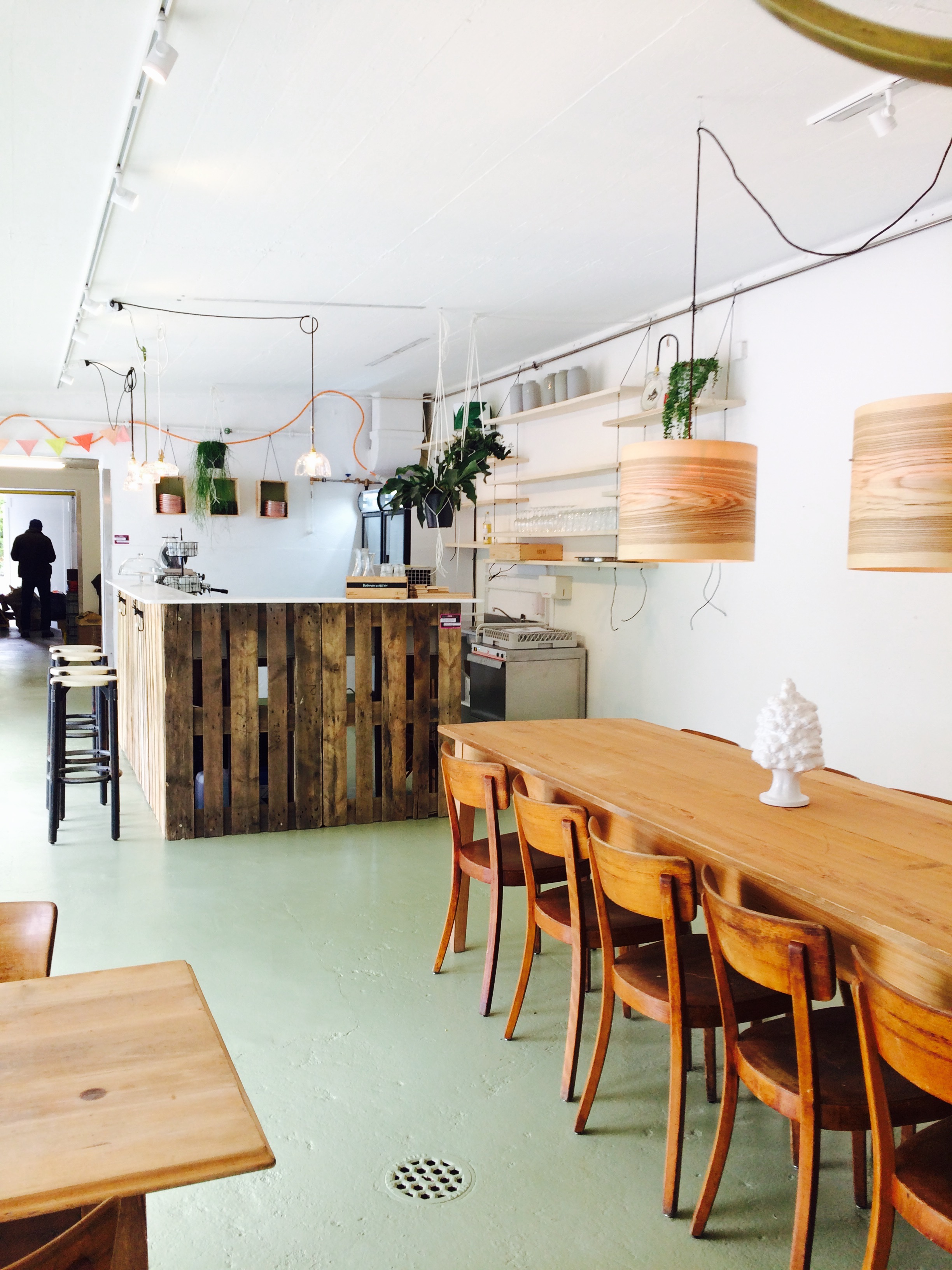 Pop Up Cafe Wunderbar Küsnacht